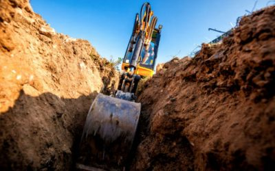 Mini Excavator Hire Perth